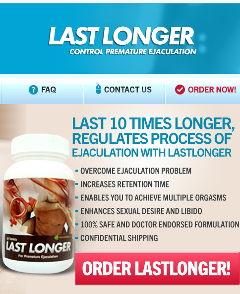 Pills to have longer sex